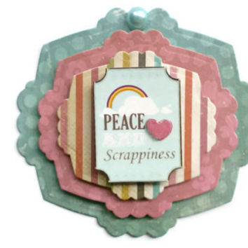 Scrapbook, Scrapbooking, Embellishment, Paper piecing, gift tags, Scrapbooking Layouts, Cards, Mini Albums, brag book, Crafts, journal