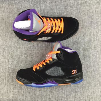 "Air Jordan 5 ""Shawn Marion"" PE Basketball Shoe"