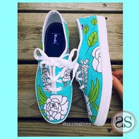 Vera Bradley Inspired Shoes
