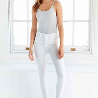 BDG Twig High-Rise Skinny Jean - White