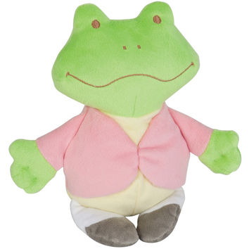My First Jeremy Frog Plush Toy