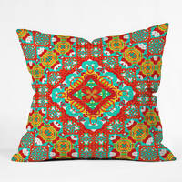 Lisa Argyropoulos Bohemia Summer Nights Outdoor Throw Pillow