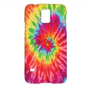 Too Sassy For You Tie Dye Samsung Galaxy S5 Case, Tie Dye Samsung Galaxy Case Hard White Plastic Cover Unique (For samsung S5)