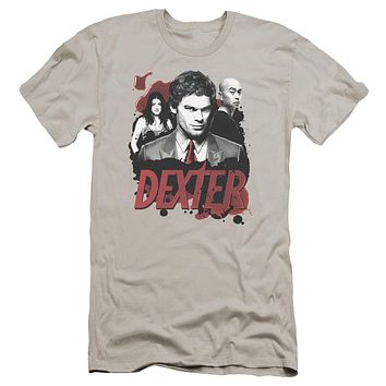 Dexter - Bloody Trio Premuim Canvas Adult Slim Fit 30/1