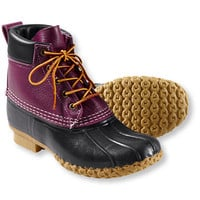 Women's L.L.Bean Boot, 6 and quot; Padded Collar: Bean Boots | Free Shipping at L.L.Bean