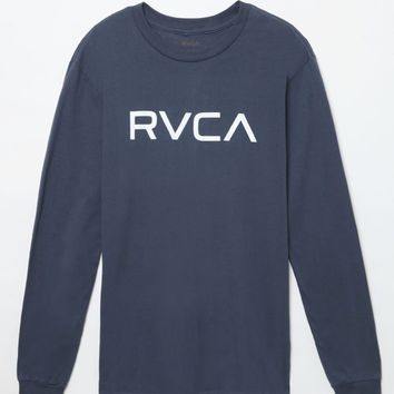 RVCA Big Long Sleeve T-Shirt - Mens Tee