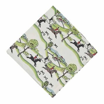 Hunt Napkins (Set of 4)