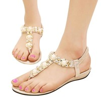 Beach Pearl Styles Wedges -4 Color Options-