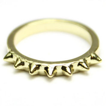 VidaKush Spike Top Knuckle Ring