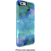 OtterBox - Symmetry Series Case for Apple® iPhone® 6 - Blue Floral