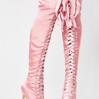 Playful Love Thigh High Boots