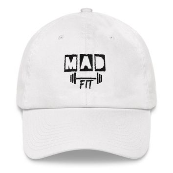 MAD Fit Dad hat