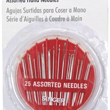 Hand Needles In Compact-25 Assorted | Jo-Ann