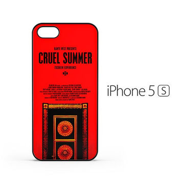 Kanye West Cruel Summer iPhone 5 / 5s Case