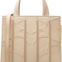 Max Mara - Embossed Leather Tote