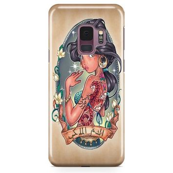 Jasmine Quote Aladdin Disney Samsung Galaxy S9 Case | Casefantasy