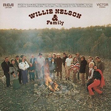 Willie Nelson - Willie Nelson And Family