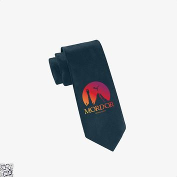 Visit Mordor, Lord Of The Rings Tie