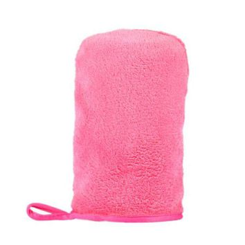 VONE05WA Microfiber MakeUp Removal Facial Cloth Gloves Towel Beauty Skin face Washcloth New