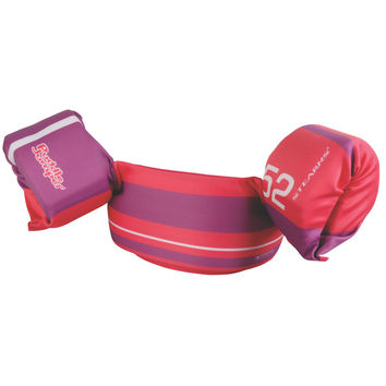 Stearns Nautical Pink Tahiti Series Puddle Jumper Life Jacket