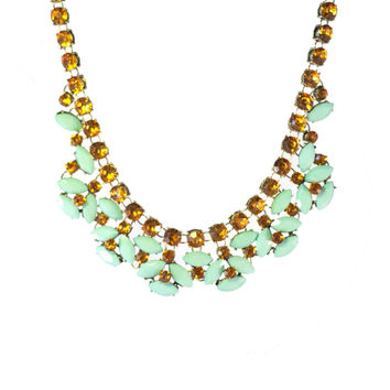 Teal Steal Necklace
