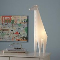Kids' Nightlights: Giraffe Lamp Nightlight in Nightlights | The Land of Nod