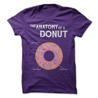 The Anatomy Of A Donut