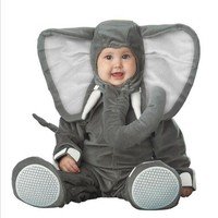 Halloween Costume Happy Elephant