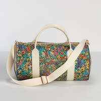 Levi's Levi's® x Liberty Duffle Bag - Small Scale Carlin Print - Bags & Wallets