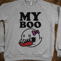 My Boo (girl) (crew neck) - Twofer