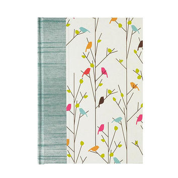 Address Book Large Flock of Birds