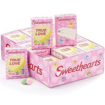 PEAP91W Sweetheart Conversation Hearts Candy For Valentine's Day