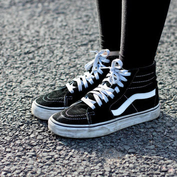 High-top Shoes [11641322447]