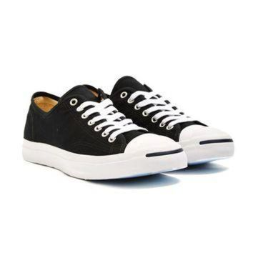 ESBONB Converse Jack Purcell Jack Canvas Trainer Black