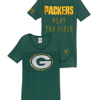 Green Bay Packers Bling Tee - PINK - Victoria's Secret