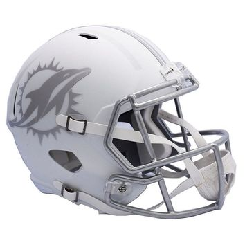 Miami Dolphins ICE Alternate Speed Mini Helmet