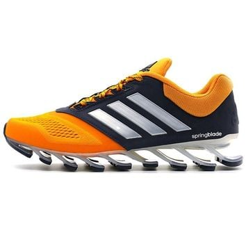 Original Authentic New Arrival 2017 Adidas Springblade Men's Running Shoes Sneakers