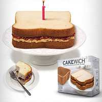 Cakewich Bread Shaped Cake Pan | PLASTICLAND