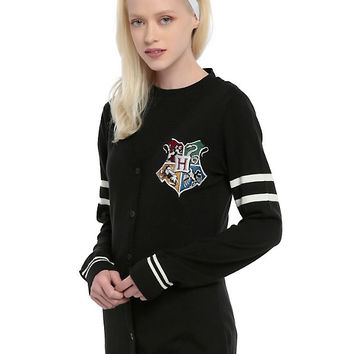 Harry Potter Hogwarts Girls Cardigan