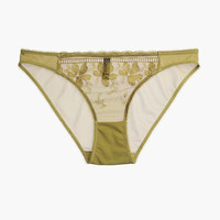 Effie Brief Chartreuse - Lonely Label