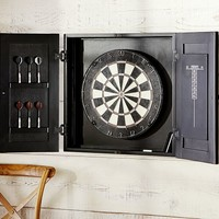 DARTBOARD SET - BLACK