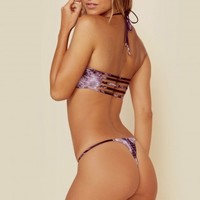 SCRUNCHED UP THONG