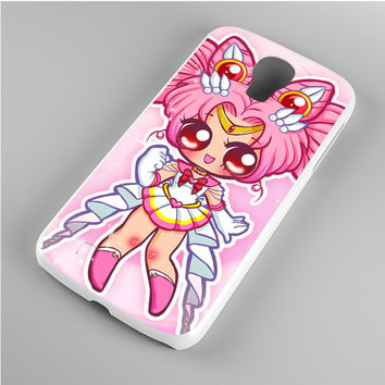 Sailor Chibi Mini Moon By Cheshirepanda Samsung Galaxy S4 Case