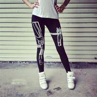 Sports Legging Pants, Fitness Leggings