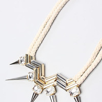 The Highlight Spike Necklace