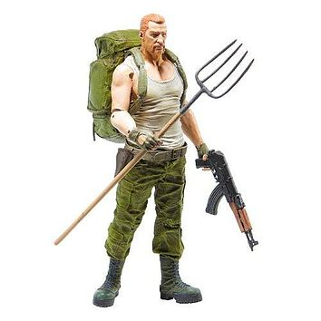 Walking Dead Abraham Ford Comic Series 4 Action Figure