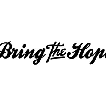 Bring the Hope Tattoo Set
