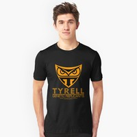 'TYREL ​​CORPORATION' T-Shirt by Vic Mat