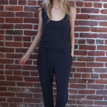 Favorite Jumpsuit Vintage Black