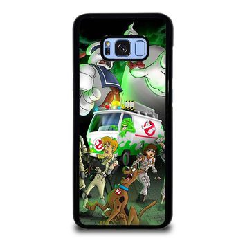 SCOOBY DOO GHOST BUSTERS Samsung Galaxy S8 Plus Case Cover